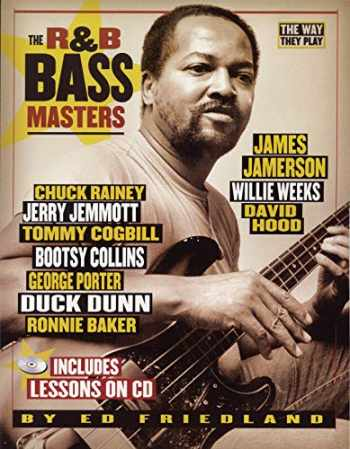 9780879308698-0879308699-R&B Bass Masters: The Way They Play