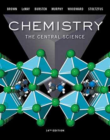 9780134414232-0134414233-Chemistry: The Central Science (14th Edition) (MasteringChemistry)