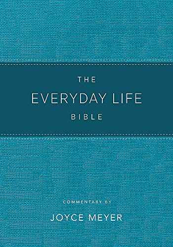 9781478922933-1478922931-The Everyday Life Bible Teal LeatherLuxe®: The Power of God's Word for Everyday Living