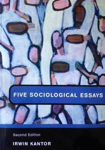 Buy sociology essays