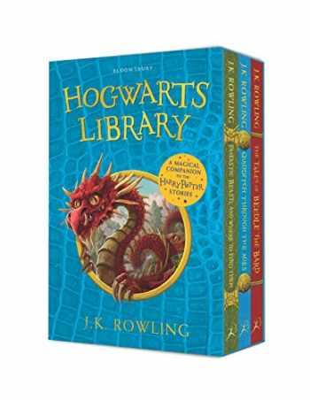 9781526620309-1526620308-The Hogwarts Library Box Set