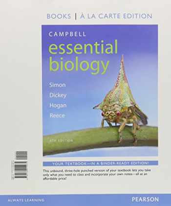 9780134018546-0134018540-Campbell Essential Biology, Books a la Carte Plus Mastering Biology with eText -- Access Card Package (6th Edition)