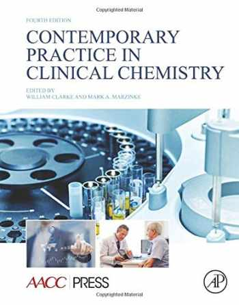 9780128154991-0128154993-Contemporary Practice in Clinical Chemistry
