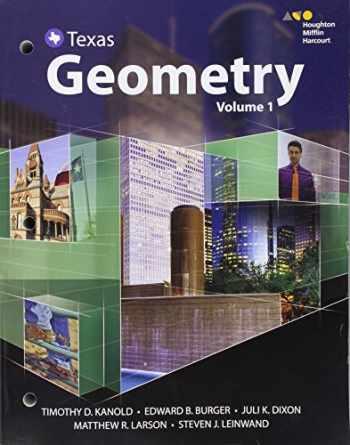 9780544365018-0544365011-Interactive Student Edition Volumes 1 & 2 Bundle 2016 (HMH Geometry)