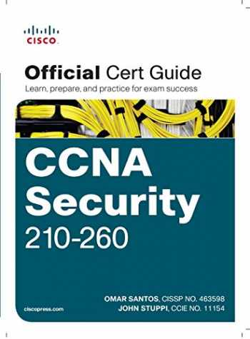 9789332570382-9332570388-Ccna Security 210-260 Official Cert Guide