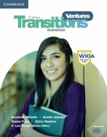 9781108450683-1108450687-Ventures Level 5 Transitions Workbook