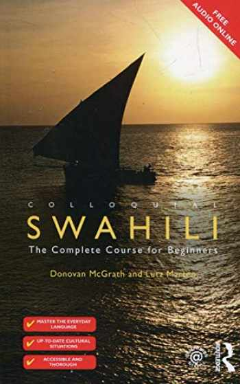 9781138950177-1138950173-Colloquial Swahili: The Complete Course for Beginners
