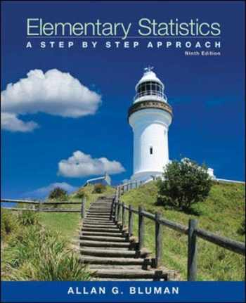 9780078136337-0078136334-Elementary Statistics: A Step-by-Step Approach with Formula Card