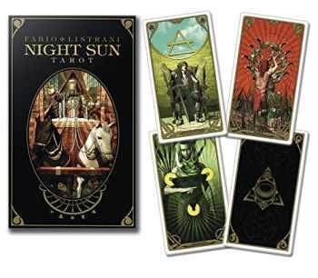 9780738745329-0738745324-Night Sun Tarot