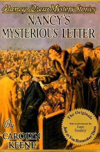 9781557091628-1557091625-Nancy's Mysterious Letter (Nancy Drew, Book 8)