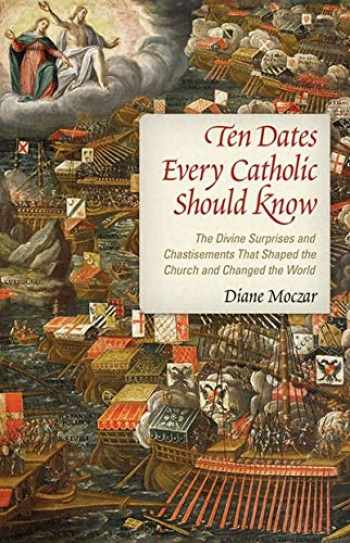 9781933184159-1933184159-Ten Dates Every Catholic Should Know: The Divine Surprises and Chastisements That Shaped the Church and Changed the World