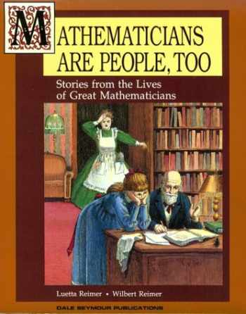 9780866515092-0866515097-Mathematicians Are People, Too: Stories from the Lives of Great Mathematicians
