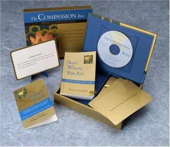 9781590300756-1590300750-The Compassion Box: Book, CD, and Card Deck
