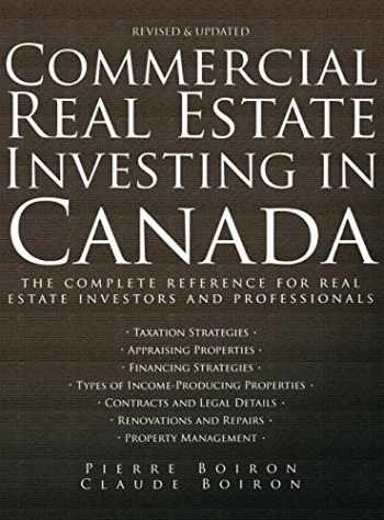 9780470838402-047083840X-Commercial Real Estate Investing in Canada: The Complete Reference for Real Estate Professionals