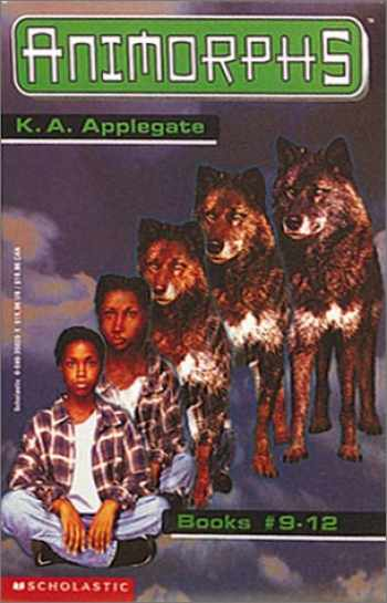 9780590350204-059035020X-Animorphs, Books 9-12 (The Secret / The Android / The Forgotten / The Reaction)