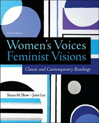 9780078027000-0078027004-Women's Voices, Feminist Visions: Classic and Contemporary Readings