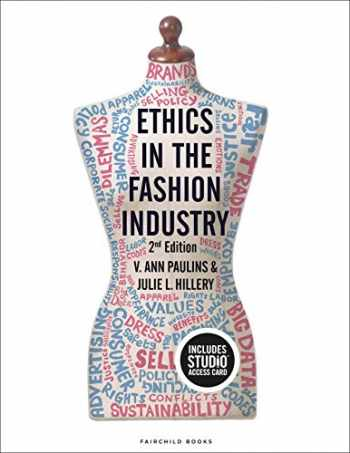 9781501342493-1501342495-Ethics in the Fashion Industry: Bundle Book + Studio Access Card