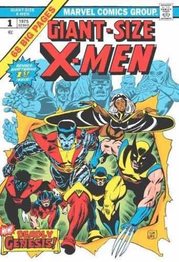 9781302924805-130292480X-The Uncanny X-Men Omnibus Vol. 1