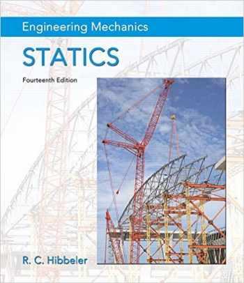 9780133918922-0133918920-Engineering Mechanics: Statics (14th Edition)