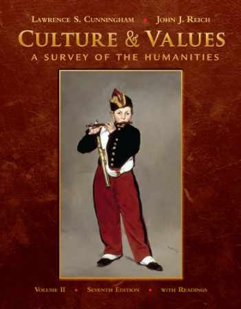 9780495569268-0495569267-Culture and Values, Volume II: A Survey of the Humanities with Readings (with Resource Center Printed Access Card)