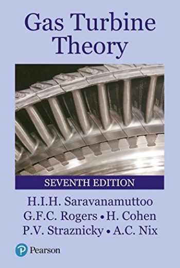 9781292093093-1292093099-Gas Turbine Theory