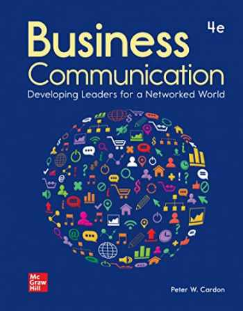 9781264109104-1264109105-Loose Leaf for Business Communication: Developing Leaders for a Networked World