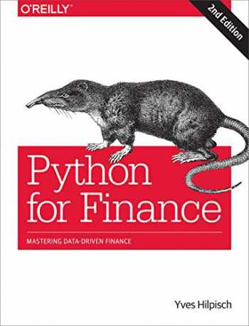 9781492024330-1492024333-Python For Finance