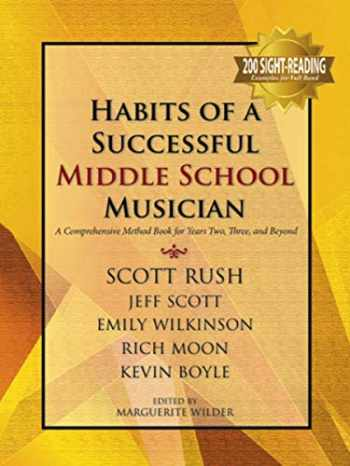 9781622771813-1622771818-G-9144 - Habits of a Successful Middle School Musician - Bassoon