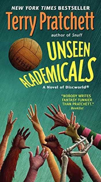 9780062335005-0062335006-Unseen Academicals: A Novel of Discworld