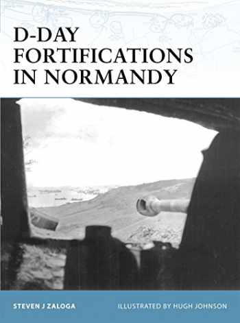 9781841768762-1841768766-D-Day Fortifications in Normandy (Fortress)