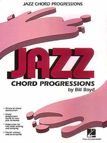9780793570386-0793570387-Jazz Chord Progressions