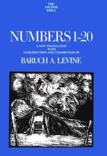 9780385156516-0385156510-Numbers 1-20: A New Translation (Anchor Bible Series, Vol. 4A)
