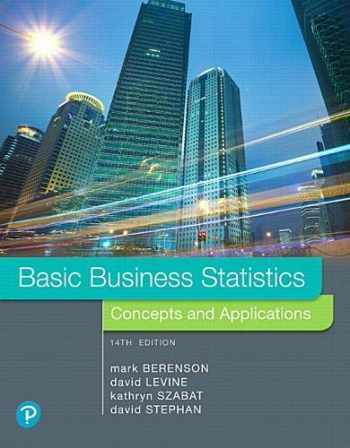 9780134684840-0134684842-Basic Business Statistics (What's New in Business Statistics)
