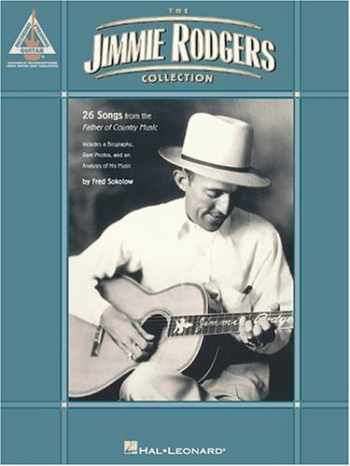 9780793588794-0793588790-The Jimmie Rodgers Collection