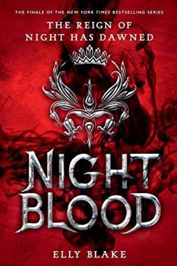 9780316273367-0316273368-Nightblood (The Frostblood Saga (3))