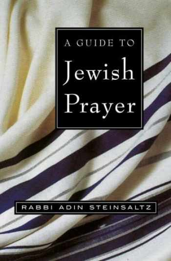 9780805241747-0805241744-A Guide to Jewish Prayer