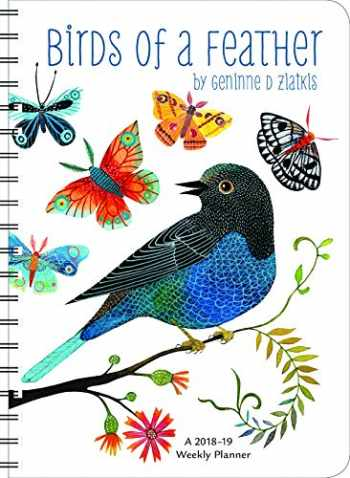 9781631364877-1631364871-Geninne Zlatkis 2019 On-the-Go Weekly Planner: 17-Month Calendar with Pocket (Aug 2018 - Dec 2019, 5 x 7 closed)