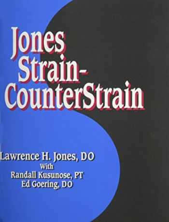 9780964513501-0964513501-Jones Strain-Counterstrain