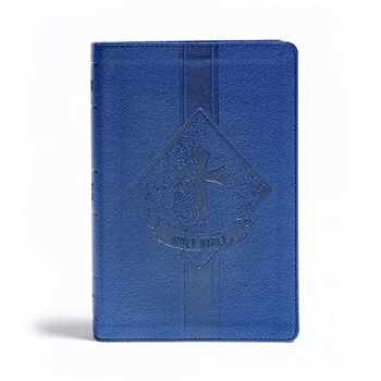 9781462762293-1462762298-KJV Kids Bible, Royal Blue LeatherTouch