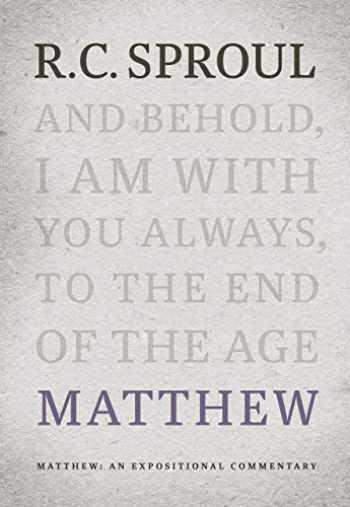 9781642891768-1642891762-Matthew: An Expositional Commentary