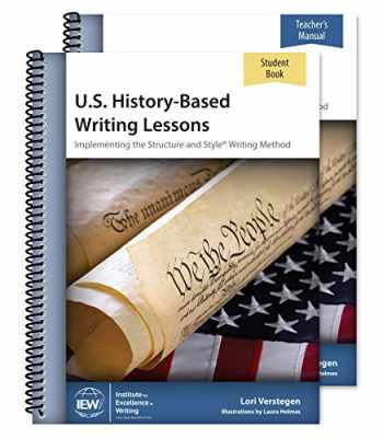 9781623413262-1623413265-U.S. History-Based Writing Lessons [Teacher/Student Combo]