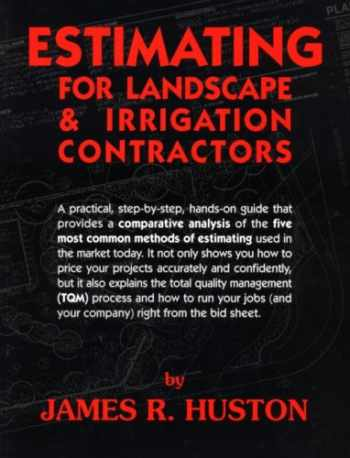 9780962852121-0962852120-Estimating for Landscape and Irrigation Contractors