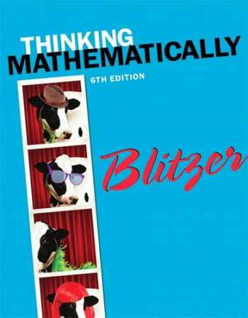 9780321923233-0321923235-Thinking Mathematically plus NEW MyLab Math with Pearson eText -- Access Card Package (6th Edition)