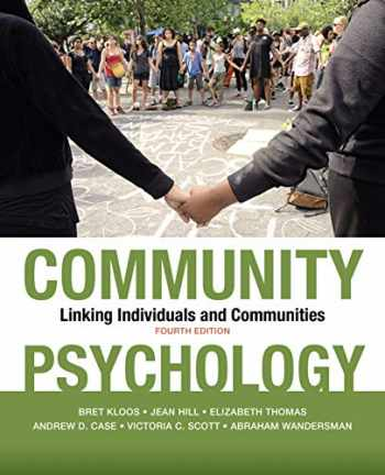 9781433830594-1433830590-Community Psychology: Linking Individuals and Communities