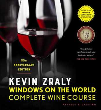 9781454942177-1454942177-Kevin Zraly Windows on the World Complete Wine Course: Revised & Updated / 35th Edition