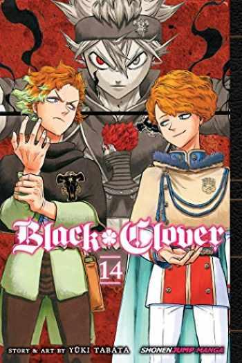 9781974702213-1974702219-Black Clover, Vol. 14 (14)
