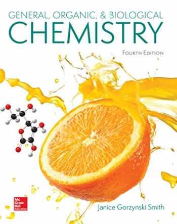9781260194777-1260194779-Loose Leaf for General, Organic, & Biological Chemistry