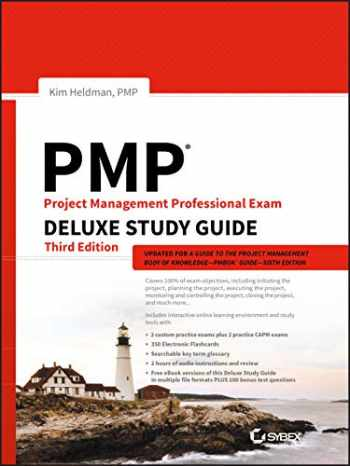 9781119420941-1119420946-PMP: Project Management Professional Exam Deluxe Study Guide