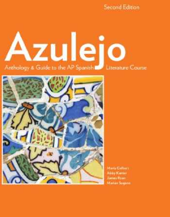 9781938026232-1938026233-Azulejo: Softcover (Spanish Edition)