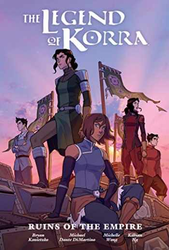 9781506708935-1506708935-The Legend of Korra: Ruins of the Empire Library Edition